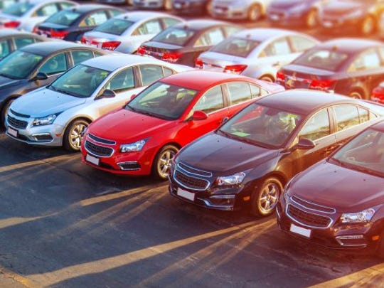 Americans in the market for a used car can track down some pretty sweet deals on vehicles that depreciate faster than average. Here are the 10 best values buyers in the market for an almost-new car.