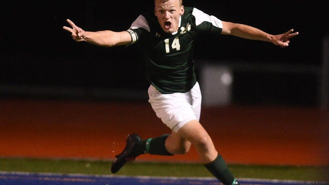 Jarrett Harry and Mercyhurst Prep will travel to Corry on Thursday when a full slate of D-10 boys soccer games is scheduled.