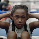 """A scene from """"The Fits,"""" a film directed by Dutchess County native Anna Rose Holmer."""