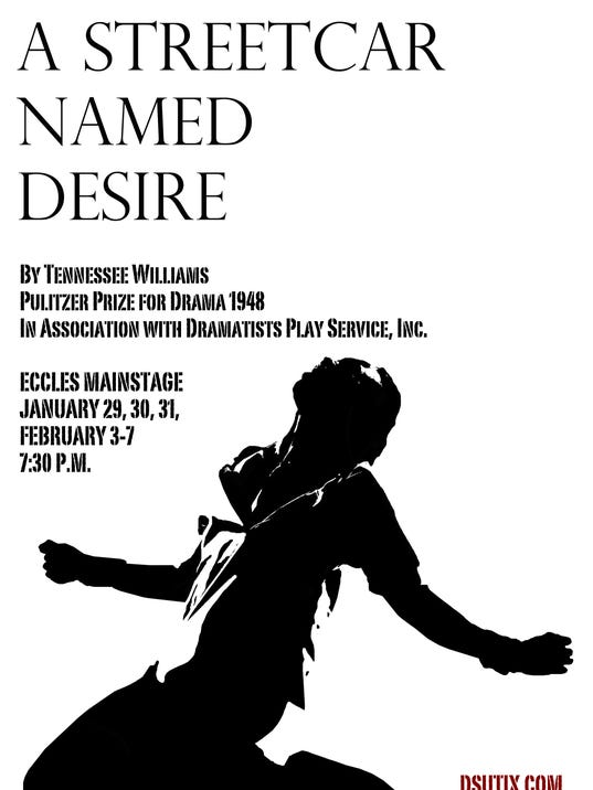 the link between desire and death in a streetcar named desire a play by tennessee williams This essay uses a block comparison to compare the play a streetcar named desire by tennessee williams with its 1951 movie adaptation the theme is that the two works seem different but are actually alike.
