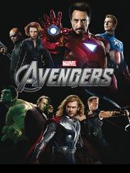 """Disney's """"The Avengers,"""" based on the Marvel comic"""