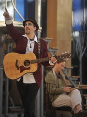 """Lake Tahoe Shakespeare Festival's production of """"The Two Gentlemen of Verona."""""""
