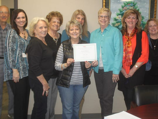 Members of the Carlsbad Chamber of Commerce Retirement