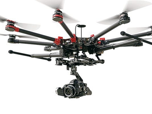 Drones will be used to make inspecting hard to reach infrastructure easier and to save money, Xcel Energy says.