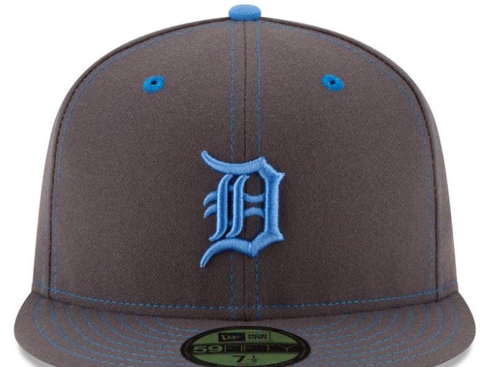 online store dc76e 312ab ... italy cap the tigers will wear on fathers day at kansas b6be0 f8dc9
