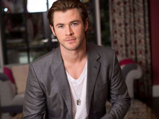"Australian actor and star of  ""Thor: The Dark World,"""