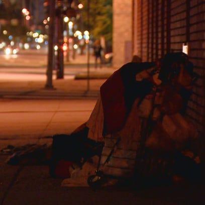 Homeless issue in Denver
