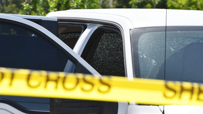 The Brevard County Sheriff's Office is investigating the shooting death of a man north of Titusville.