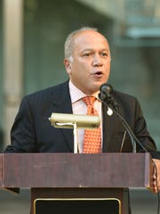 Indicted Paterson Mayor Joey Torres.