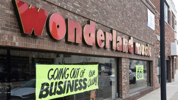 Wonderland Music to close after 54 years in Dearborn