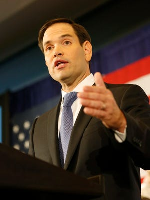 A bill that would have given states along the Gulf Coast and South Atlantic a greater share of royalties from off-shore oil and gas drilling failed to make it to the Senate floor for a vote Thursday. Florida Republican Marco Rubio was a supporter of the bill.