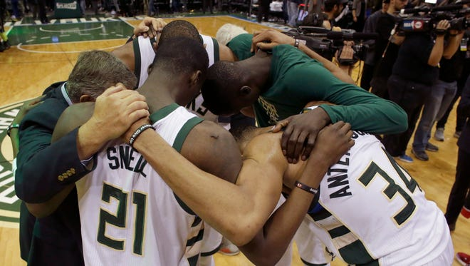 The Bucks lost a tough playoff series to the Raptors this season, but the future looks bright for the young Milwaukee team.