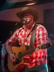 "Josh Ward, who will perform at Whiskey Dicks on Thursday, Feb. 8,  said his brand of country music is ""a mix of new country with a little '90s flair."""