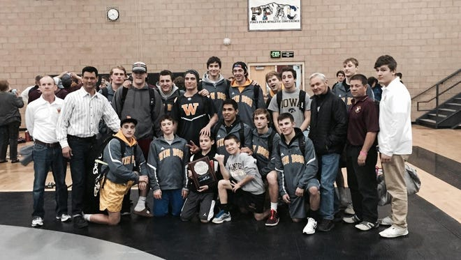 Windsor wrestling finished second out of 13 teams at the 4A Region 4 tournament at Discovery Canyon High School on Saturday, qualifying 12 wrestlers for this weekend's state championships.