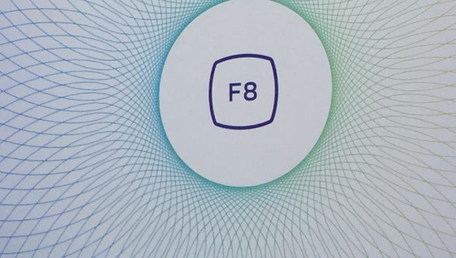 F8 conference in San Francisco.