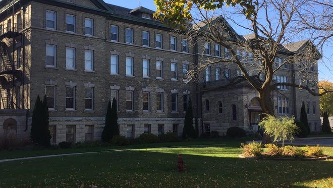The Marian Center for Nonprofits, built in 1904 as St. Mary's Academy, will be replaced by a new convent for the Sisters of St. Francis of Assisi.
