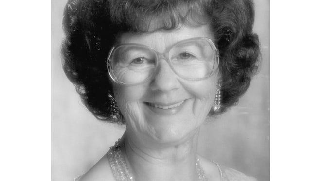 Frances Ruth Norris Reid