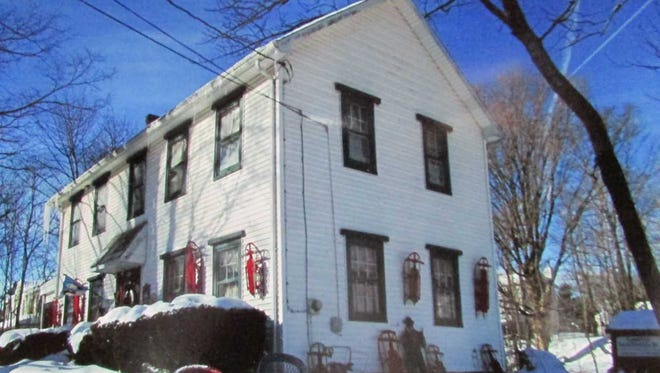 A Vreeland house at 1299 Macopin Road West Milford dates back to 1823.