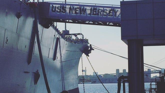 Climb aboard the Battleship New Jersey for the New Jersey Brewer's Association Battleship Beer Fest