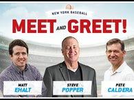 FREE Ticket To Baseball Meet & Greet