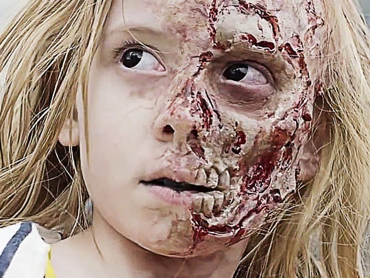 """In a post zombie apocalypse world of the """"Dead Rising"""" there are new standards of beauty."""