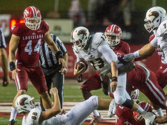 UL Lafayette has won five of the last six games against