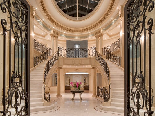 Hot Property: Beverly Hills chateau