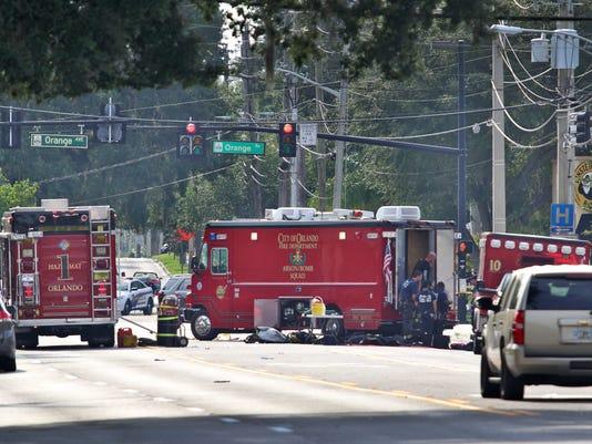 EPA USA FLORIDA TERROR NIGHTCLUB SHOOTING WAR ACTS OF TERROR USA FL
