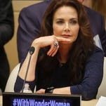 Wonder Woman named a special UN ambassador