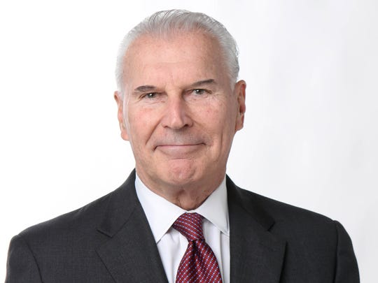 Wimington mayoral candidate Mike Purzycki. He is a leader of the Riverfront Development Corp., which is charged with investment on the Wilmington waterfront.