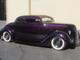 Jesse James'1936 Ford 5-window Custom Coupe