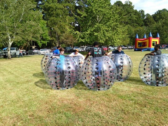 See what KnockerBall is about at Bayou Jamb Saturday.