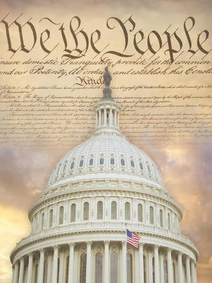 """""""This election will determine the direction of our courts and whether judges will write laws, or interpret under the Constitution the intent of the legislators who wrote them."""" — Cal Thomas"""