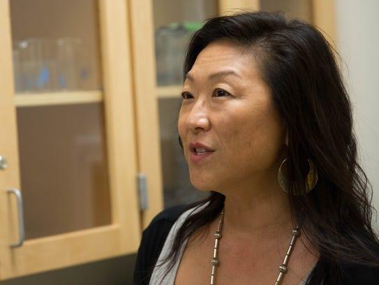 Jennifer Hann, executive director of bilingual education