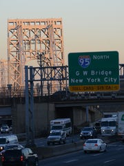 George Washington Bridge traffic