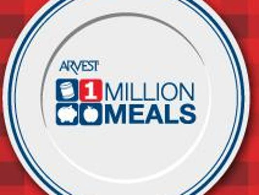 One million meals