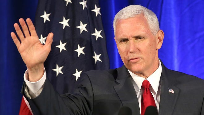 Vice President Pence will address a Koch brothers' gathering later this month.
