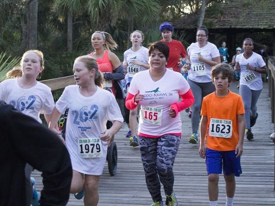 Brevard Zoo running event