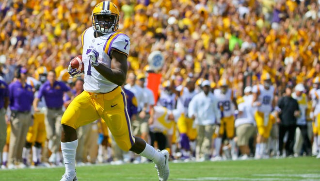 The NCAA asked LSU to investigate whether Leonard Fournette's family broke the organization's rules.