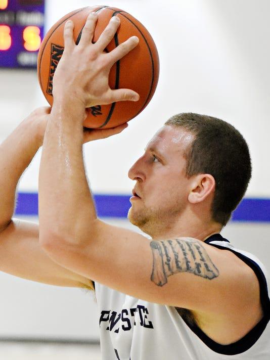 Penn State York vs Penn State Brandywine men's basketball