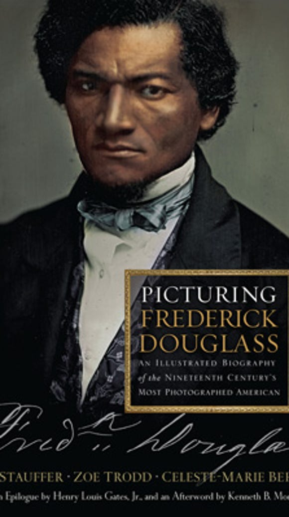 'Picturing Frederick Douglass' is a book that does