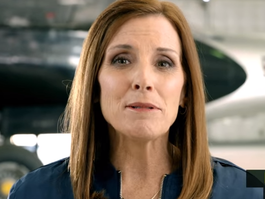 U.S. Rep. Martha McSally, in campaign video, highlights