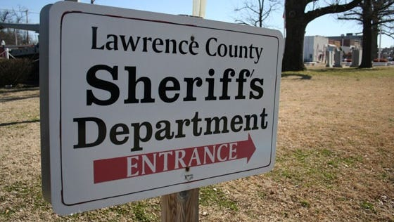 Lawrence County was given until Sept. 17 to figure out where to house its prisoners.