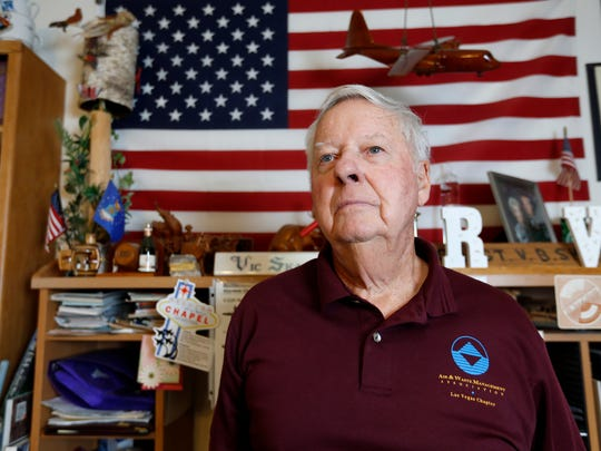 Air Force veteran Victor Skaar says he has been denied life insurance because of a blood disorder he has that was caused by his exposure to radioactive materials from the cleanup of a plane crash in 1966 in southern Spain.