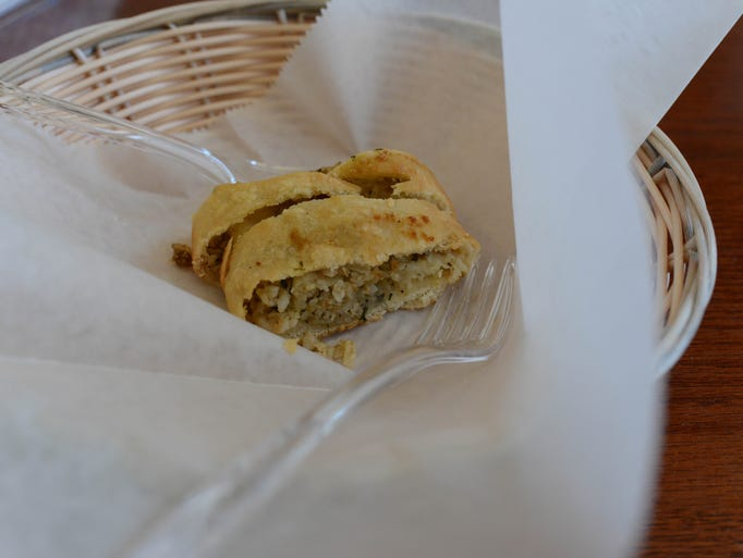 Freestyle Cakes in Columbia, La., sells a boudin king