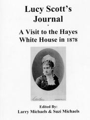 Lucy Scott, a cousin to First Lady Lucy Webb Hayes,
