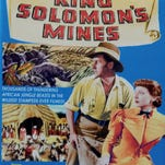 """King Solomon's Mines"" (1950), starring Deborah Kerr, Stewart Granger and Richard Carlson, filming locations include Carlsbad Caverns, White Sands and Sitting Bull Falls in the Lincoln National Forest."