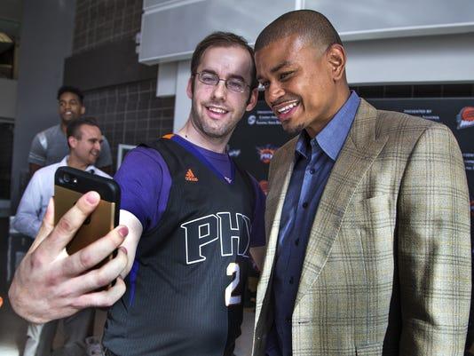 Phoenix Suns Draft Lottery Party