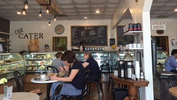 Mickey Donatello, owner of Corner Bistro and Lucky's, took over Bon Appetit in December. He has made interior changes.