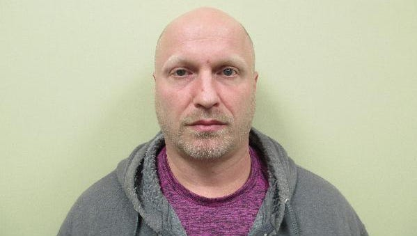 Jeffrey T. Sutton of Lindenwold, sexually assaulted an adult female stranger in 1999.
